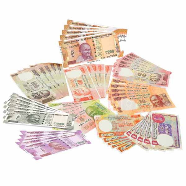 Dummy Currency Notes